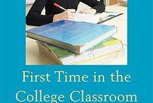 Teaching Higher Ed / by Kira Austin