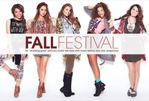 Fall Festival / by Wet Seal / by Wet Seal