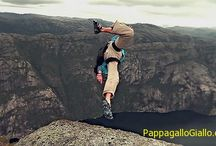 INTERESSANTE / Le cose interessanti da vedere dal tutto il mondo / by Pappagallo Giallo