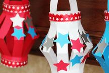kid crafts / by Cheryl Strand Winbourn