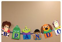 Baby boy toy story theme / by Brianna Olmos