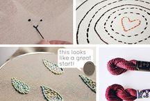 Embroidery  / by Ella Sherman