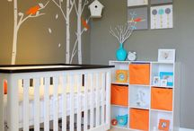 Baby's nursey / by Jessika Edwards