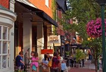 Cities/Towns worth a visit / by Nancy Shaffner