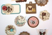 Handmade Embellishment Ideas / by Kathleen Driggers