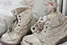 these boots were made for... / by Tove Andersen