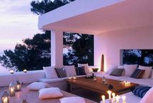 outdoor spaces / by Andrea Young