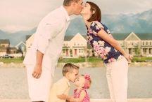 Family photo ideas / by Stephanie Lopez