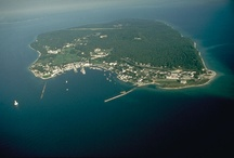 Mackinac Island, MI / One of my favorite places to be! / by DeeDee McCullough