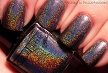 Nails & Nail Polish / by Jessica Blodgett