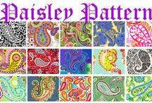 Paisley Party / by Nadine Magruder-Moen