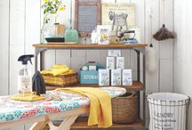 Laundry Shop! / You'd be hard pressed to find laundry baskets, hampers, drying racks and laundry storage solutions that help you get the job done more stylishly. / by Cost Plus World Market