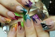 Fabulous nails / by Lori Brink-Baker