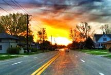 Sunrise sunset / by Carol Suveda