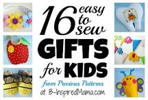 Crafty - sewing - kids / by KRISTINA MARTIN