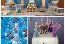 Gracyn's 6th Bday- Frozen / by Ashley Gordon
