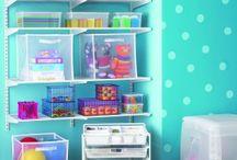 Get organized! / by Trisha Poulson