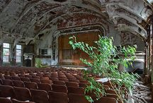 Abandoned Beauty / by Gina Parrish