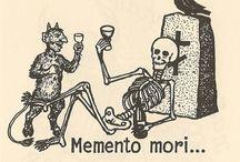 Memento Mori: Death... a grave matter / by Bunniboila