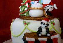 Chiritmas Cakes / by Gladys Jimenez