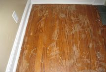wood floors / by Sandy Smith