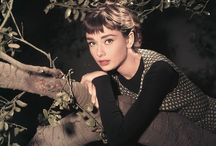 Audrey Hepburn / by Classic Movie Hub