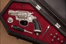 Guns, Knives, Etc. / by Krishna Garza