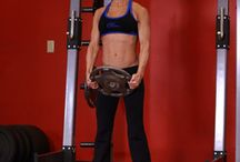 Shoulder work out / by Erica York Corron