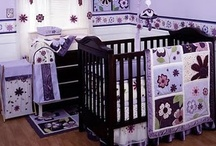 Baby room ideas! / by Rachel Jowers
