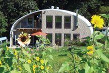 Quonset Hut Home / by Jody Burns