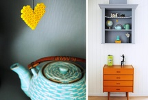 RETROlove and VINTAGEchic / love mid-century! / by Nic Hildebrandt {luzia pimpinella}