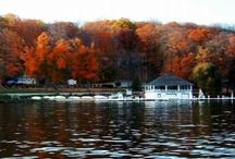 Lake Geneva Wisconsin / by Heidi Turner