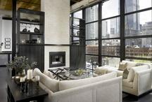 {living room} / by Sara Cantillo