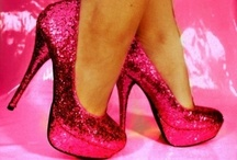 Walk this way! / My love of shoes! / by Toria