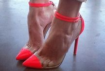 Art & Sole / Shoes, shoes, shoes.... Heels, wedges, platforms, athletic, sandals / by Shelley Cooper