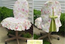 Slipcovers / by Carolyn Roth Peeler
