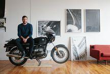 MOTOR! / by TRECE de CORAZONES