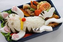 Bento Box Fun! / by Pj Schnyder