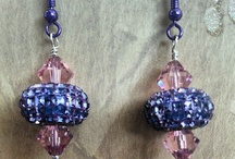 2014/2015 Autumn/Winter SWAROVSKI ELEMENTS Launch / (05/2013) Pre-launch includes two new color blends:  Crystal/Montana and Provence Lavender/Chrysolite, and extensions to the BeCharmed Pave bead line. / by Rings & Things