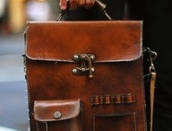 Hand made Leather / by NobleandRoyal