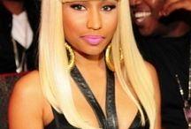 Nicki Minaj / by Stacey Starr