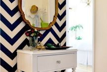 Interiors - Foyers / Inspiring foyer and entryway design, decorating, and styling ideas. / by Lesley Myrick