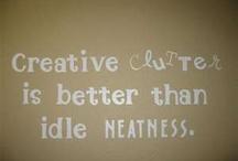 Creative Quotes we LOVE! / by ILoveto Create