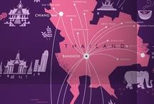 maps / by Ayako Merschman