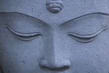 Buddha Bless You  / We live in illusion and the appearance of things. There is a reality. We are that reality. When you understand this, you see that you are nothing, and being nothing, you are everything. That is all. / by Echo Moon