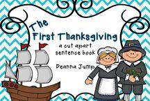 Thanksgiving / by Melissa Colella-Brown