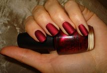 nail colors i like / by Cathy Salais