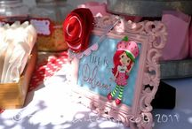 Party - Maddie 5th Strawberry Shortcake / by Mackie Morris