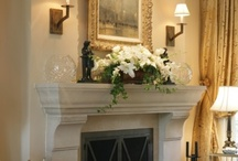 Mantels / by Janie Wright