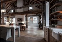 Barn House / Barns turned into living spaces. / by Rob Boudon